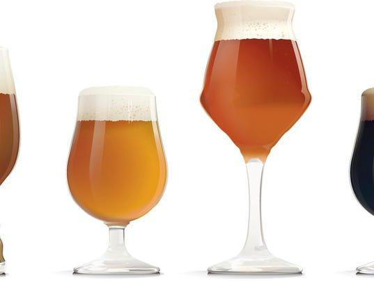 Beer glass   Types of Beer