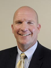 Dave Bruketta will serve as the new Lyon County Utilities Director.