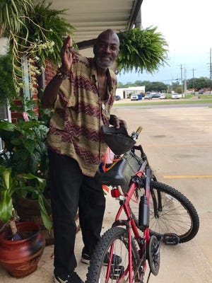 "Lloyd Johnson, a local deaf man and the ""nicest, most kind-hearted person you could ever meet,"" according to friends, was badly injured while riding his bicycle in a recent hit and run incident."