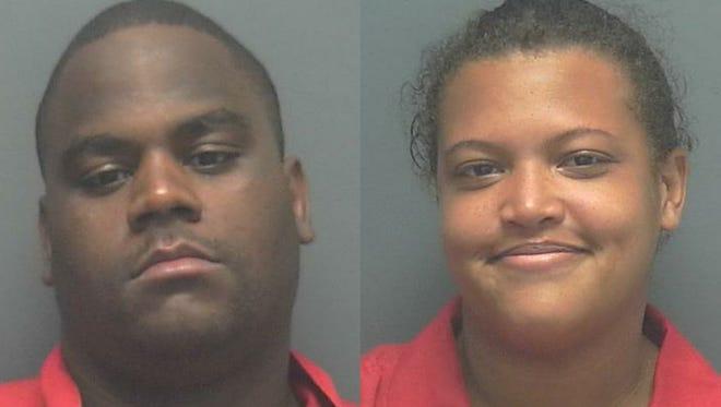 Alfred Everett, 29, and Jasmine Wanke, 24