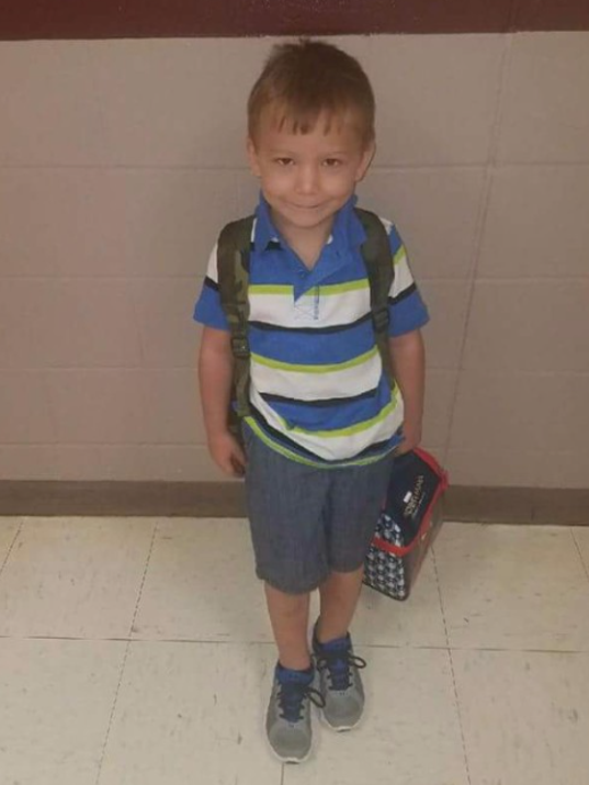 This 5-Year-Old Church Shooting Survivor Wants Holiday Cards for Christmas