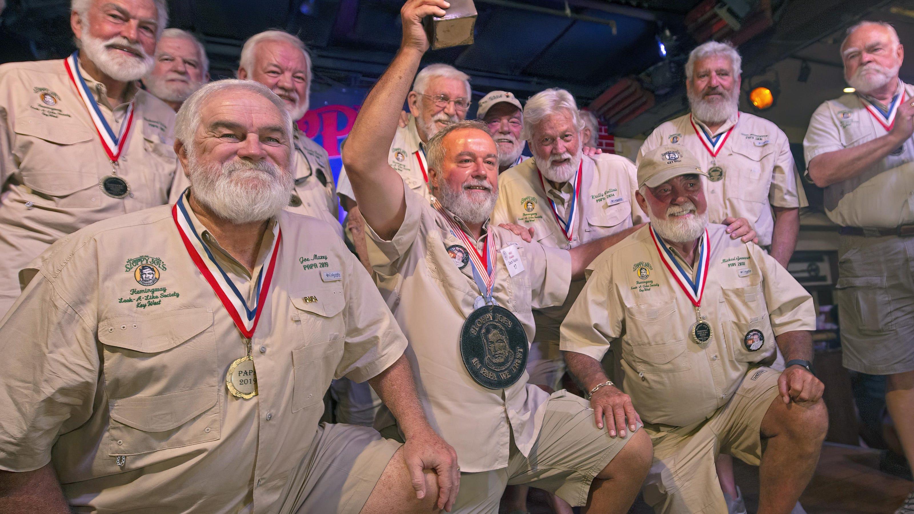 Hemingway look-alike, shrinking Great Salt Lake, Polish war hero : News from around our 50 states