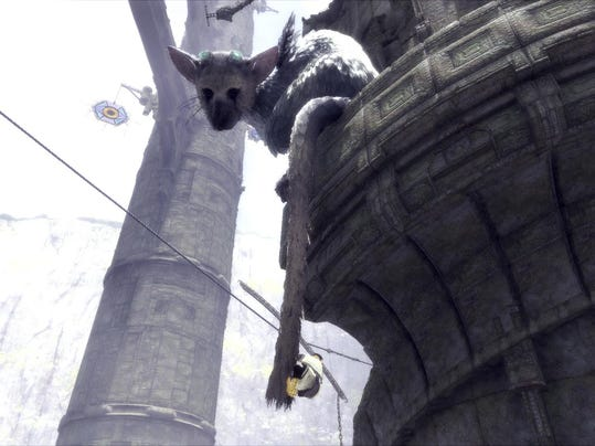 Game Review Last Guardian
