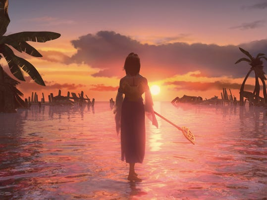 final fantasy x third photo