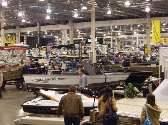 Best of the rest 8th annual gamers for giving 24th for Novi fishing show