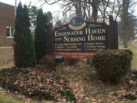Wood county officials pleased with nursing home remodel for Edgewater retirement home