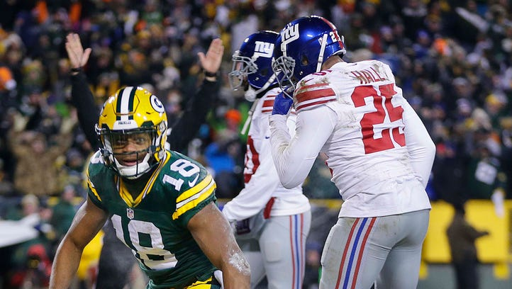 McGinn: Rating the Packers vs. Giants