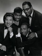 Smokey Robinson & The Miracles in 1965