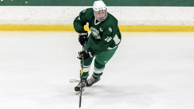 A team captain as a senior during the 2019-20 season, recent Oakmont Regional graduate Charlie Chinian led the Spartans with 24 goals, tied for third-most across Central Mass.