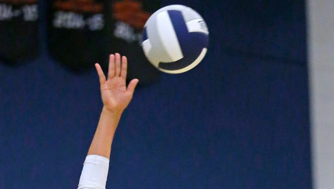 azcentral sports volleyball rankings through Sept. 17.