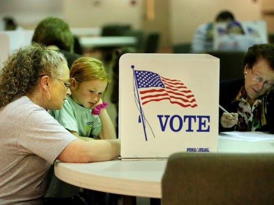 Municipal elections are Tuesday in Mississippi.