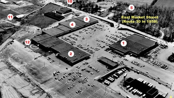 2005 Aerial View of Shopping Districtsubmitted