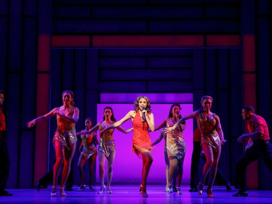 """Deborah Cox stars in """"The Bodyguard,"""" which opens Sept."""