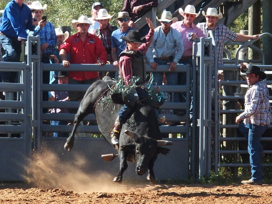 The annual Steven Mauldin Memorial Youth Rodeo is Saturday