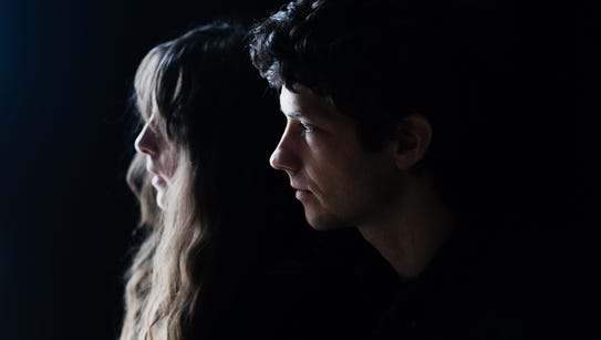 Beach House is made up of Victoria LeGrand and Alex