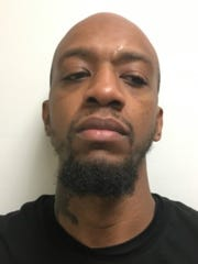 Jameal Rashawn Gould, 35, the suspect in a Salisbury Easter homicide, was arrested April 4, 2018.