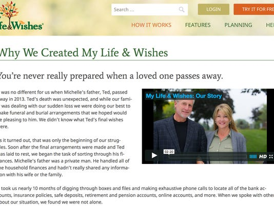 life and wishes