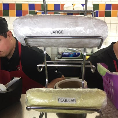 At Speedy Burritos in Reno, get in, get out, get tasty