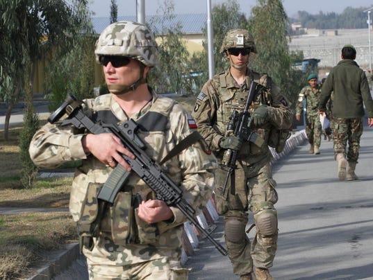 Rakkasans begin Resolute Support Mission in Afghanistan