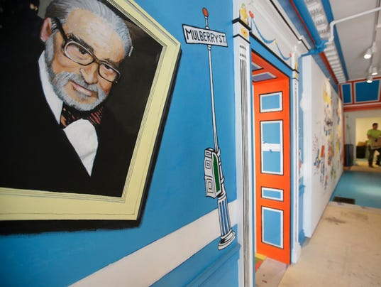 The Amazing World of Dr Seuss Museum  Seuss in Springfield