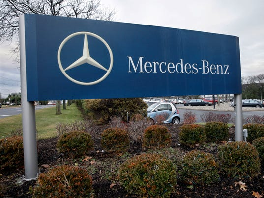 Mercedes Benz Moves U S Hq To Atlanta From Nj