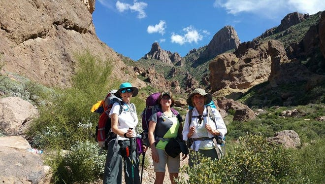 Becoming an Outdoor Woman workshops conducted by Arizona Game and Fish and the Arizona Wildlife Federation, offer fun, friendly outdoor activities and skill development.