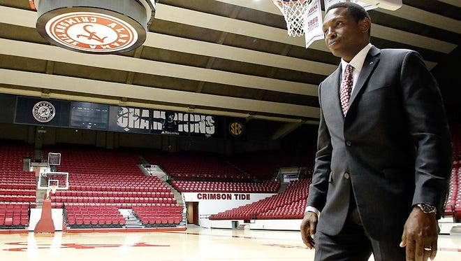 Avery Johnson has a clear definition of what type of player and playing style he wants at Alabama.