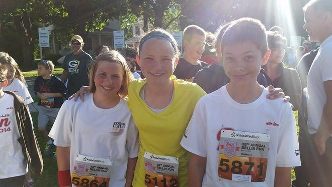 Bellin Kids for Running