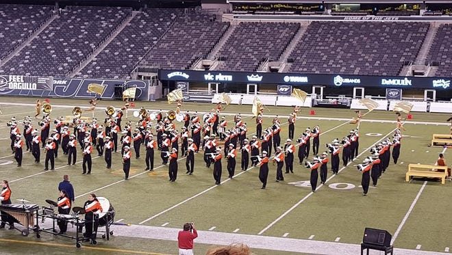 Somerville High School Marching Band Wins 2nd Place at Yamaha Cup Competition