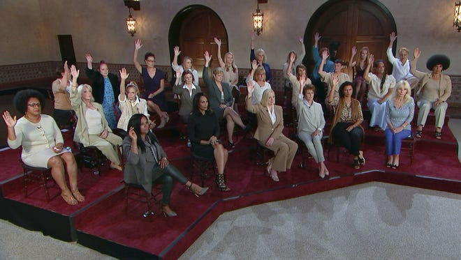 Kate Snow interviews 27 of Bill Cosby's accusers for 'Dateline.'