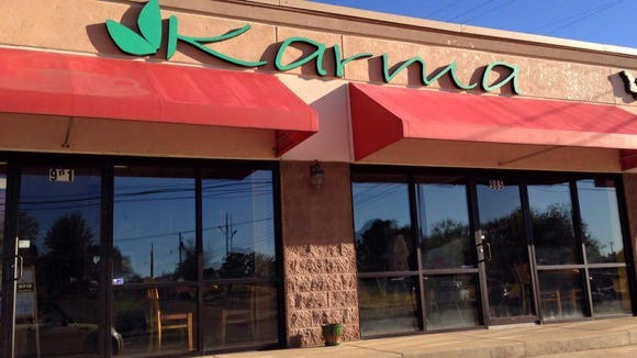 Karma opened earlier this month on Adams Avenue in Montgomery.