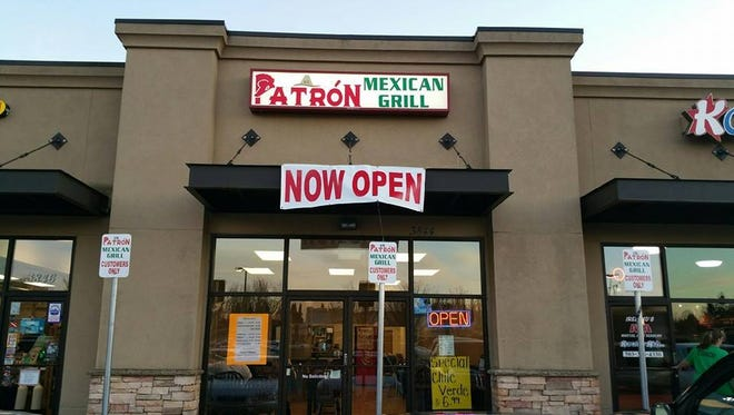 El Patron celebrates its first anniversary March 5.