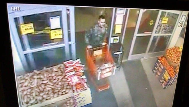 Broome County Sheriff's deputies are looking to identify the man in this photo.