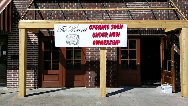 A new smoke-free whiskey bar called The Barrel is set to open this month in Broussard.