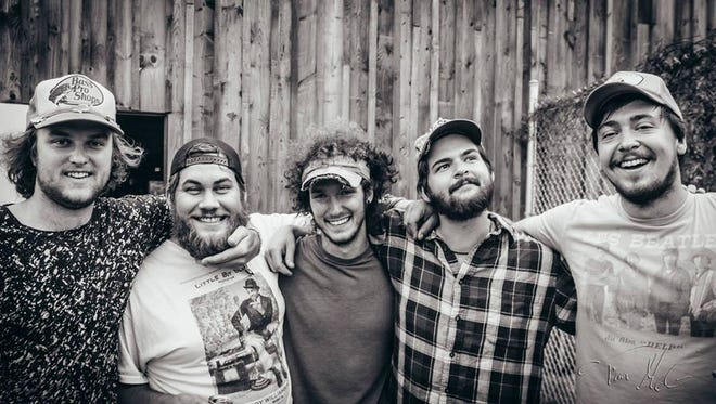 Horseshoes & Hand Grenades will play a show at the University of Wisconsin-Stevens Point on Oct. 26, 2016.