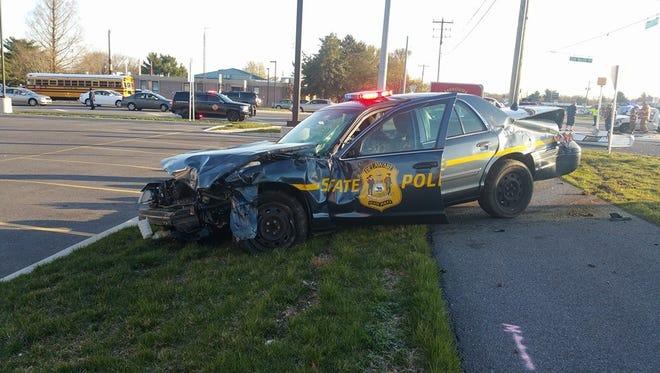 Police are investigating the crash on U.S. 13.