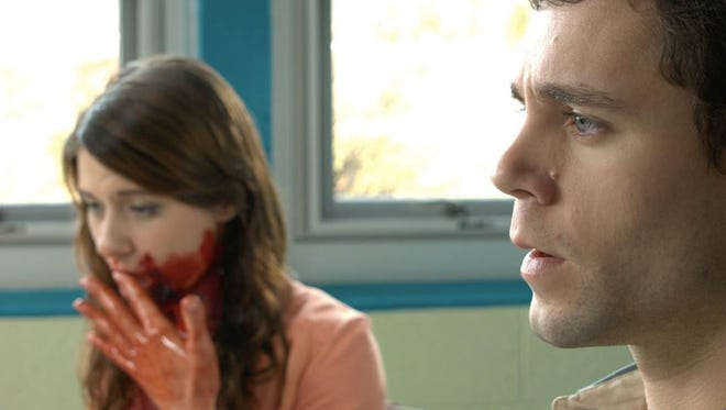 """Hayley Heninger and Allen T. Law star in a short preview of """"How to Love Your Demon."""""""