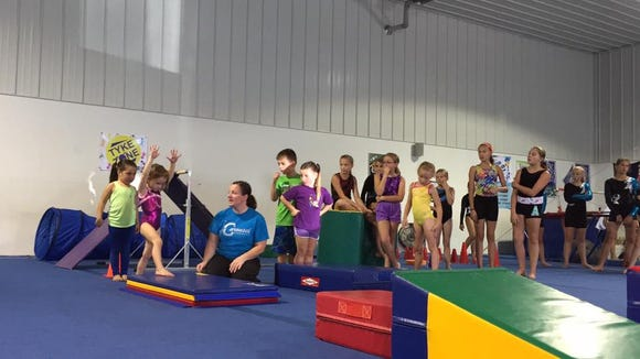Carousel Gymnastics is expected to open a new facility