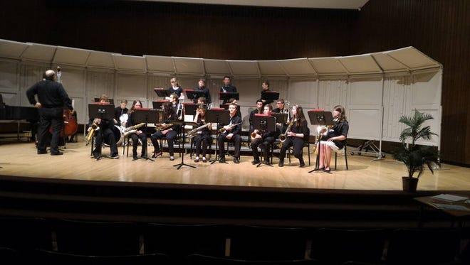 St. Mary Catholic High School Jazz Band