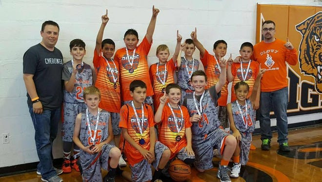 The WNC Blaze players and coaches are: Riley Winchester, Darrin Brown, Connor Lambert, Braylon Aldridge, Jailen Powell, Assistant Coach: Jason Lambert, Walker Clapsaddle, Priest Littlejohn, Tsisqwa Hill, Reece Winchester, Kade Trantham, Eli Hamilton, Tso Smith, and Head Coach: Ethan Clapsaddle