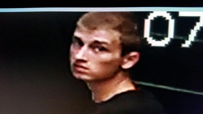 Police are asking for the public's help finding Christopher Bela Miller, 19, of Canadensis, Pennsylvania.