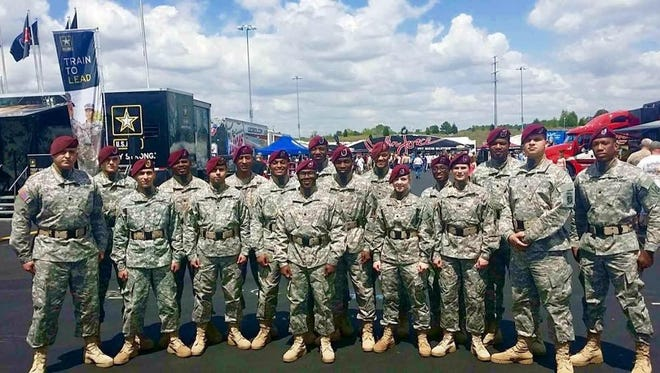 The 82nd Airborne Division All-American Chorus will perform at 10 sites during a national convention in conjunction with a national convention Aug. 10-13 in Louisville.