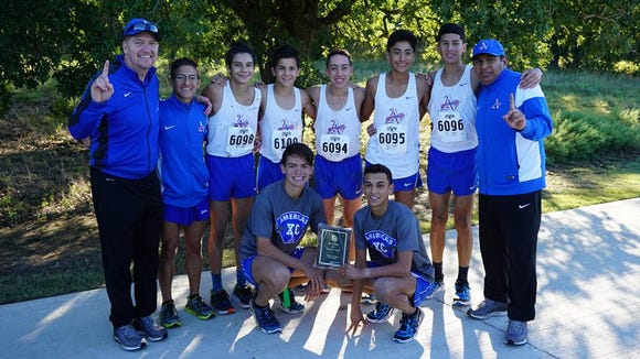 The Americas boys won the  the 34-team Southlake Carroll