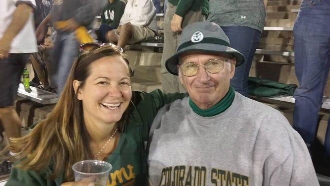 Kar Redmond and her uncle David