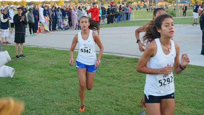The Americas Trailblazers have been the surprise team of the season. A top three finish at this weekend's District 1-6A means a trip to the Region 1 Meet in Lubbock on Oct. 29.