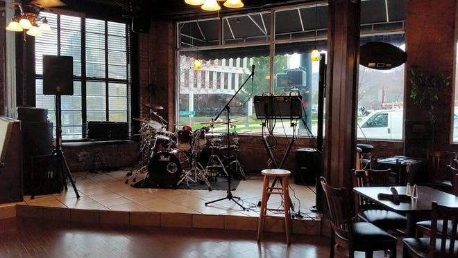 Olive or Twist regularly hosted jazz, blues and swing bands for nightly dances in its downtown space.