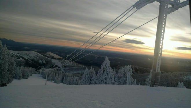 Ski Apache..