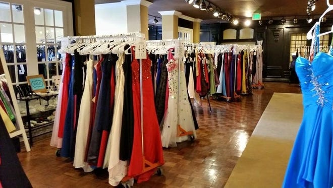 The Cinderella Project collects new and gently used prom dresses to sell for an affordable price.
