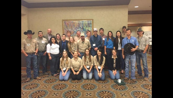 The Student Chapter of the Wildlife Society at Texas A&M University-Kingsville received the Student Chapter of the Year award at a state conference in San Antonio. This is the 13th win in 16 years for the A&M-K chapter. The wildlife chapter is one of 14 student chapters in the state. The group authored 27 of 112 presentations and 34 of 97 posters at the conference.