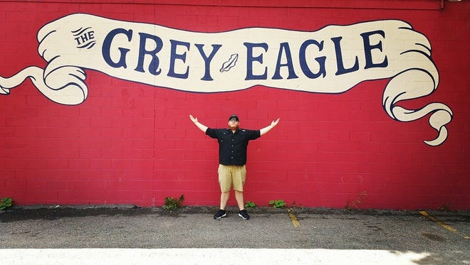 Reynolds alum Luke Combs will play a sold-out show at Asheville's Grey Eagle on June 1.